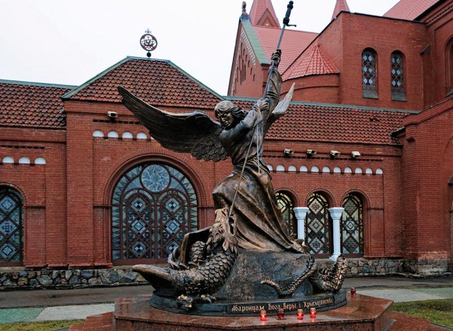 1 Памятник Архангелу Михаилу