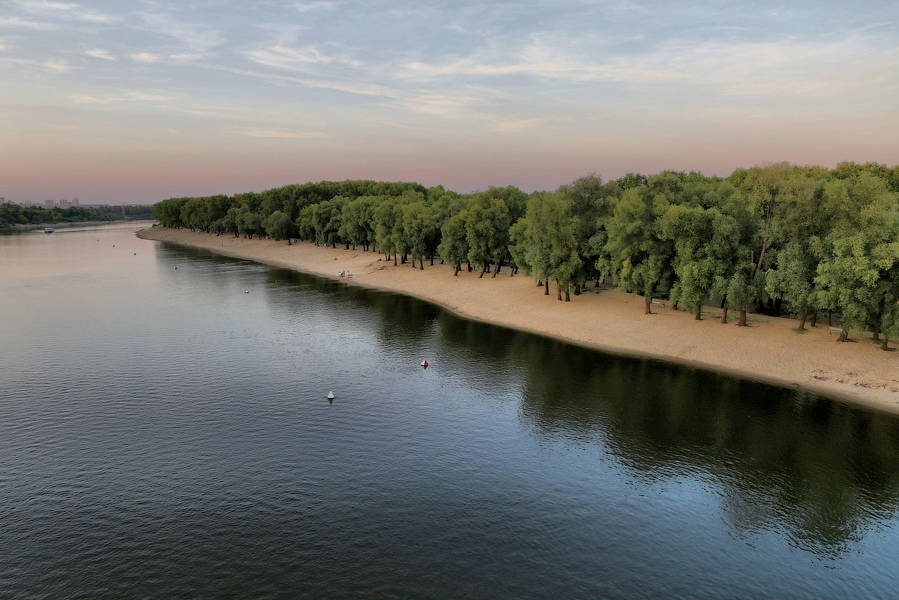 10 Гомель,  река Сож