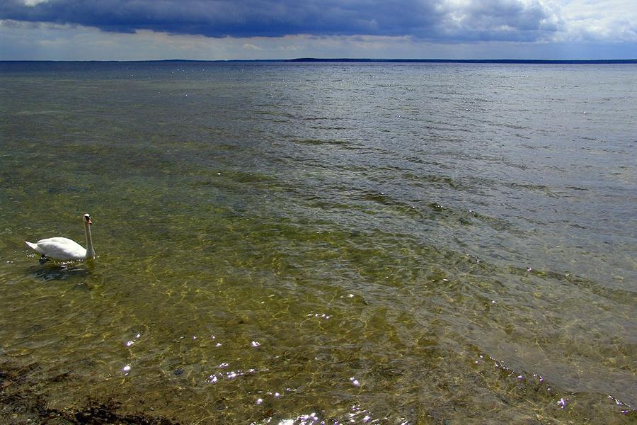 17 Озеро  Нарочь, Мядель