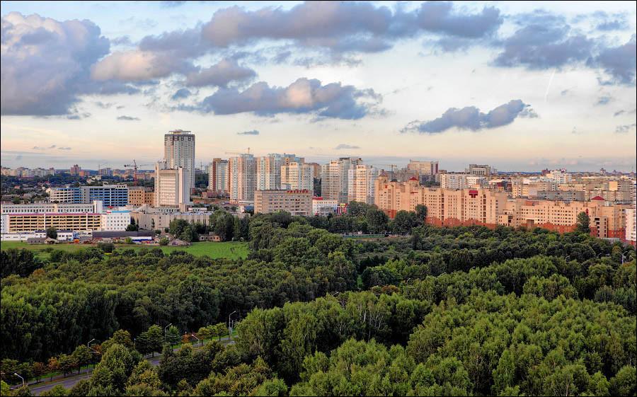 21 Зеленый Минск