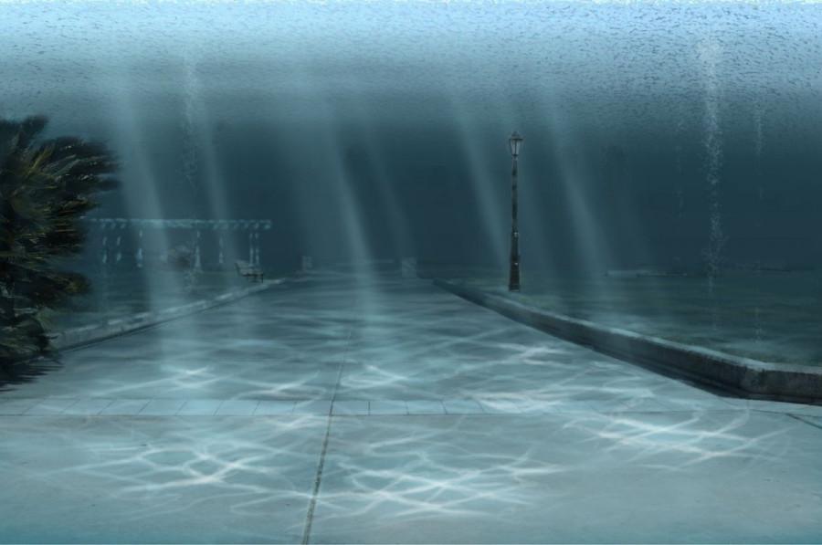 3 Остров  Коронадо  под  водой
