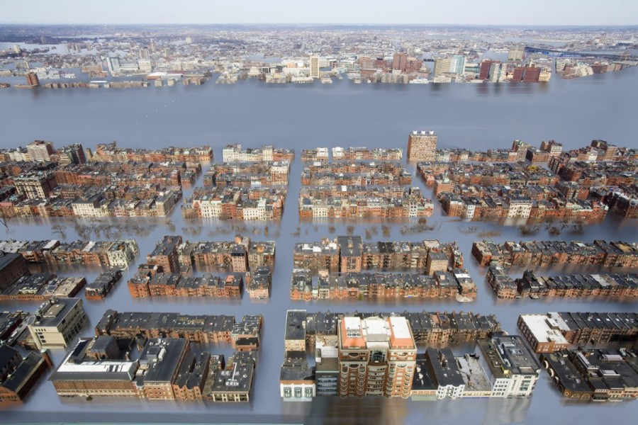 6 Бостон  тонет
