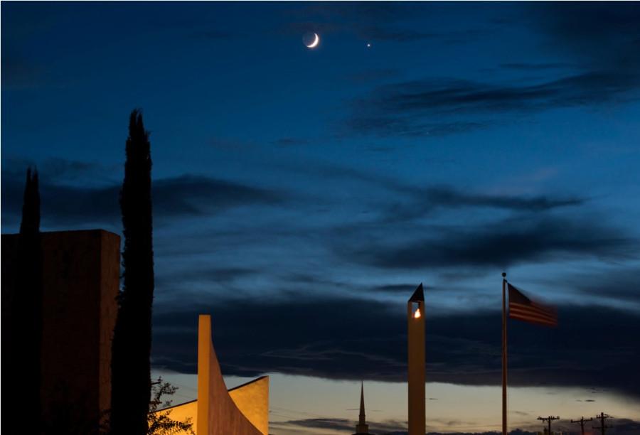 9-11-Memorial-Moon-Venus-9-8-13-2