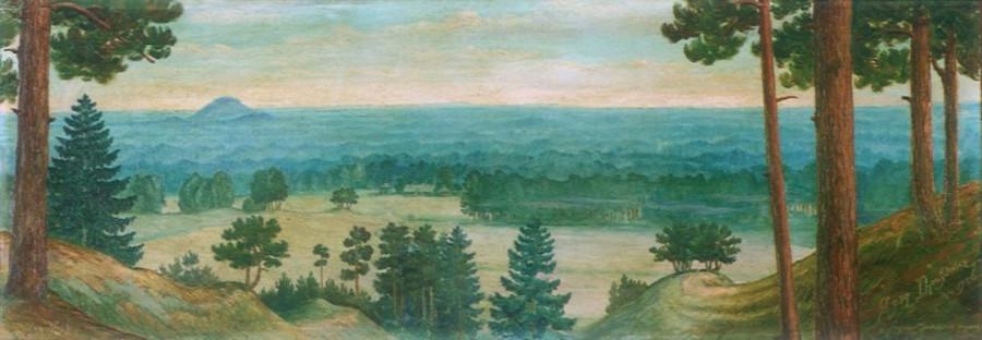 18 Городольская пуща. 1926