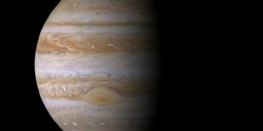 5 Красное  пятно   Юпитера