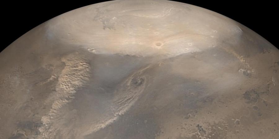10  Полюс  Марса