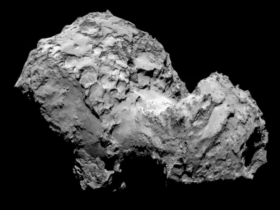 4 Комета  Чурюмова -Герасименко