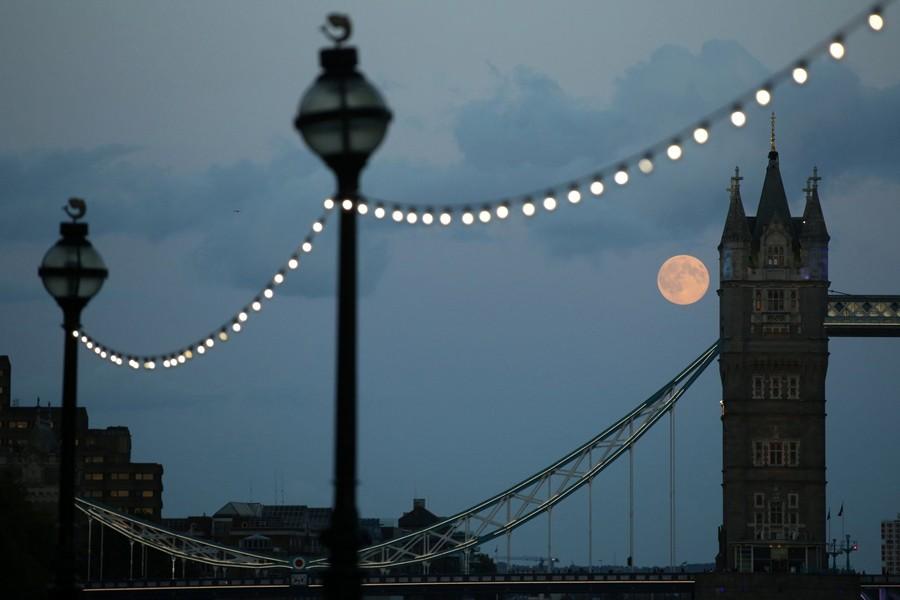 11 Тауэрский  мост, Лондон