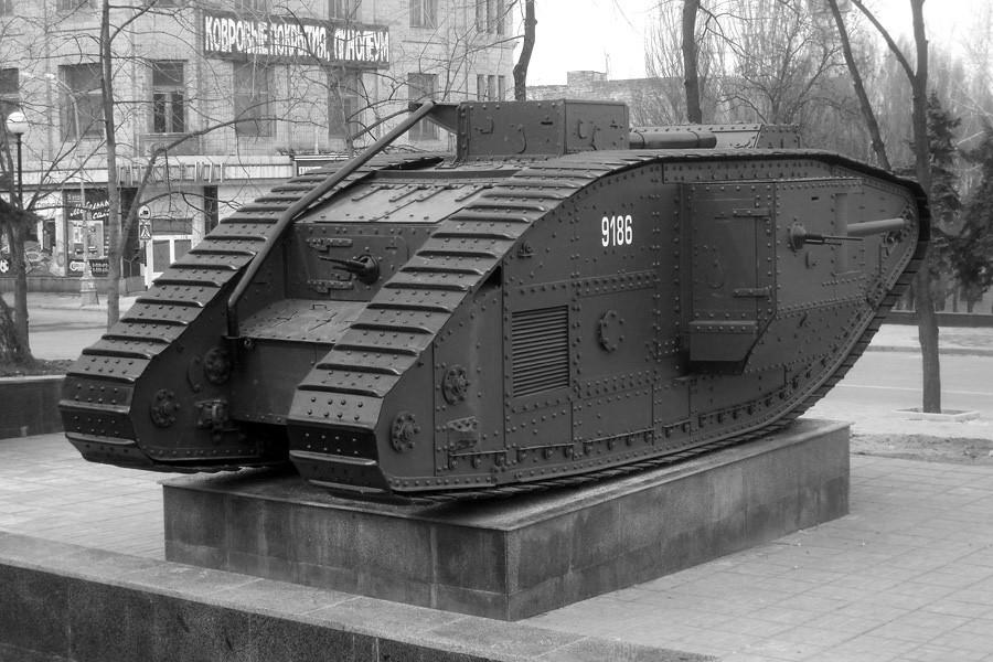 6а Mark V, 1919 г