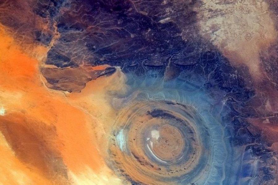 4 Глаз Сахары