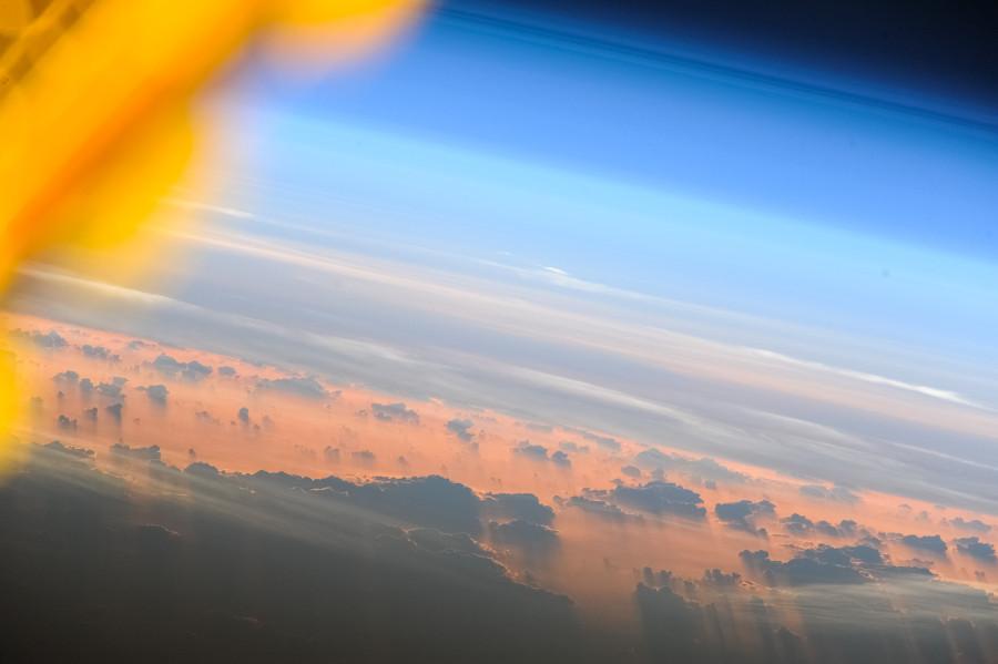 7 Облака  на  закате 15 сентября