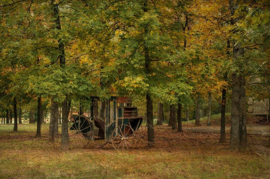 7 Карета  Осени