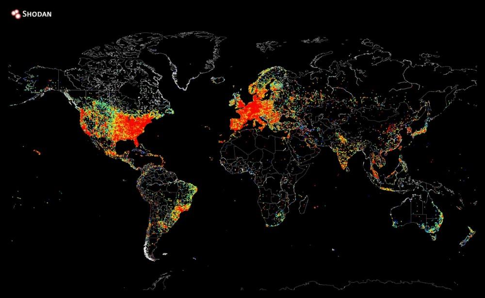 Карта подключений