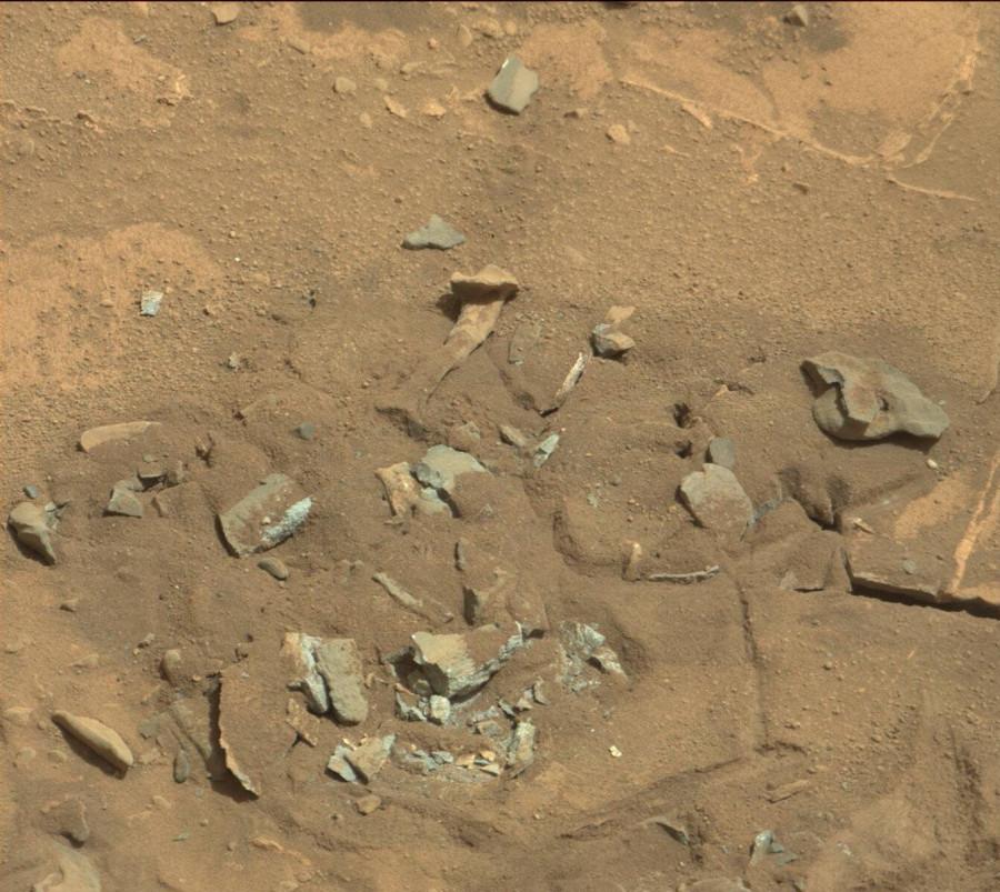того, марс необычные находки фото делом после
