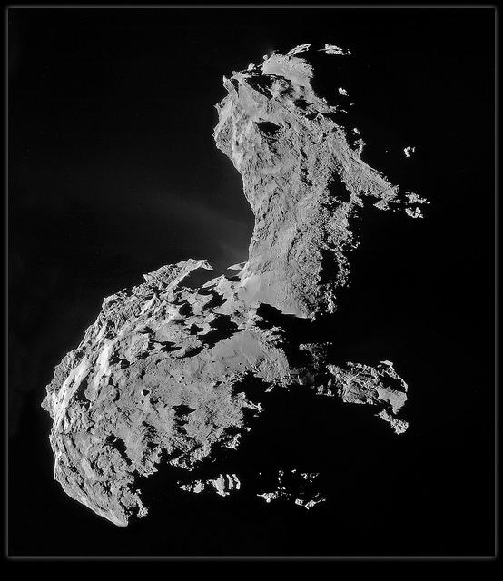 Комета  Чурюмова -Герасименко