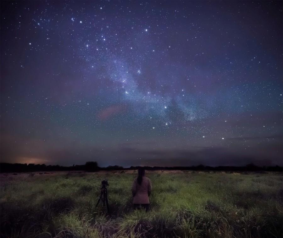 Пред звездами