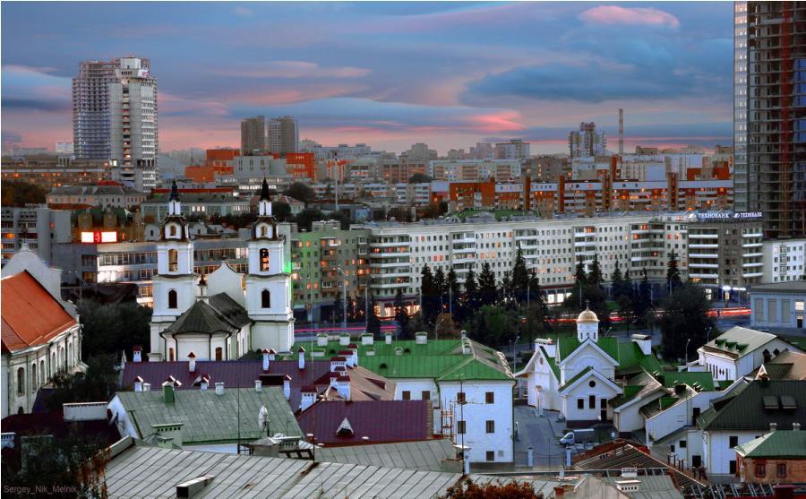 7  Небоскребы Минска