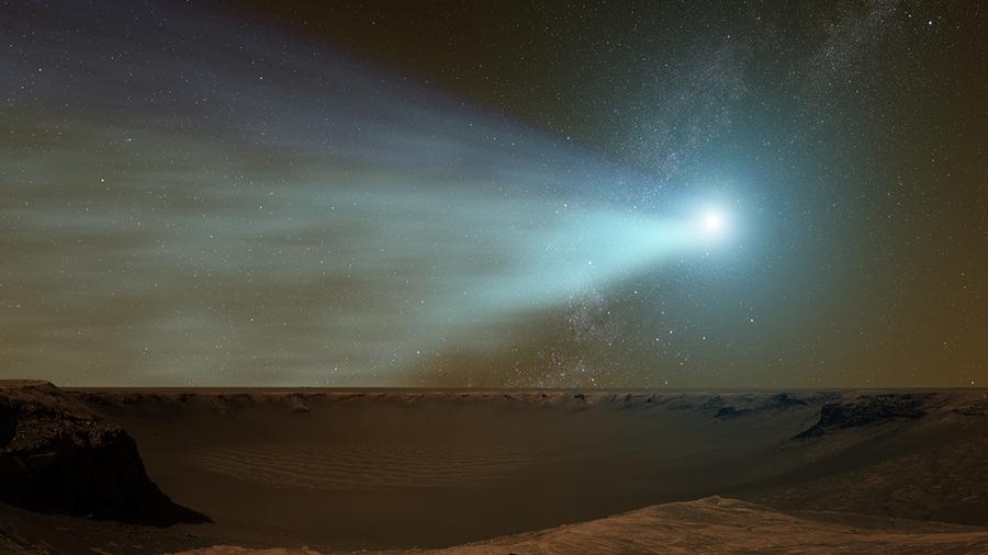 3 Comet