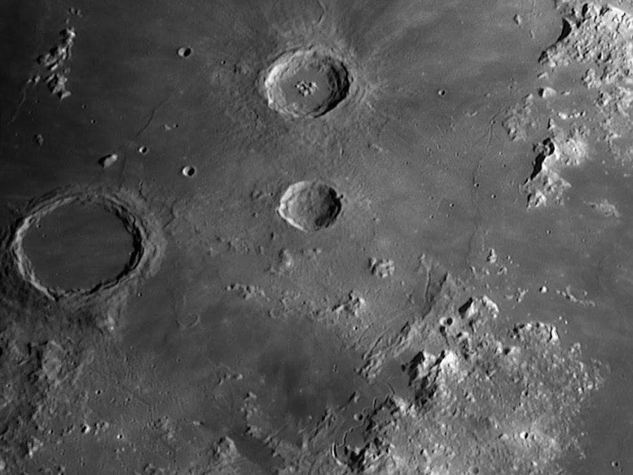 4 Кратер Архимед