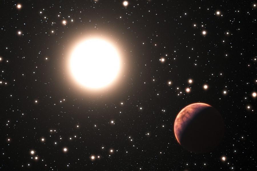 10  Экзопланеты в скоплении Мессье 67