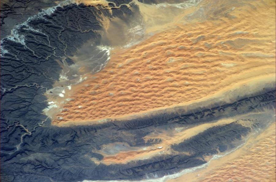 2 Дюны Сахары