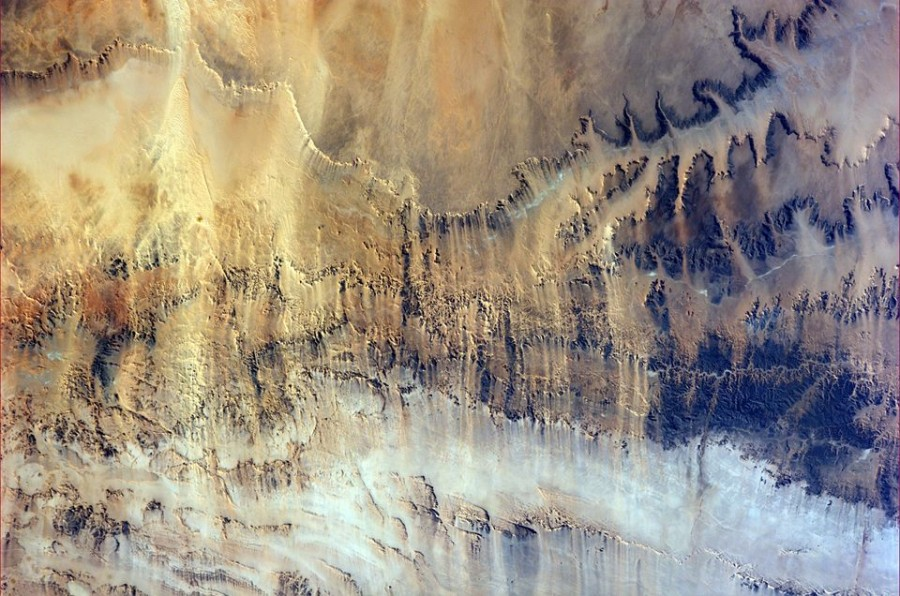 4Северная  Африка Открытыен ветру пространства
