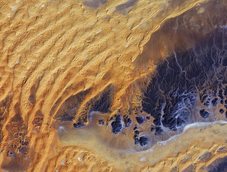 5 Алжир Сахара
