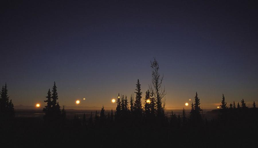 2 Зимнее  солнцестояние  на  Аляске