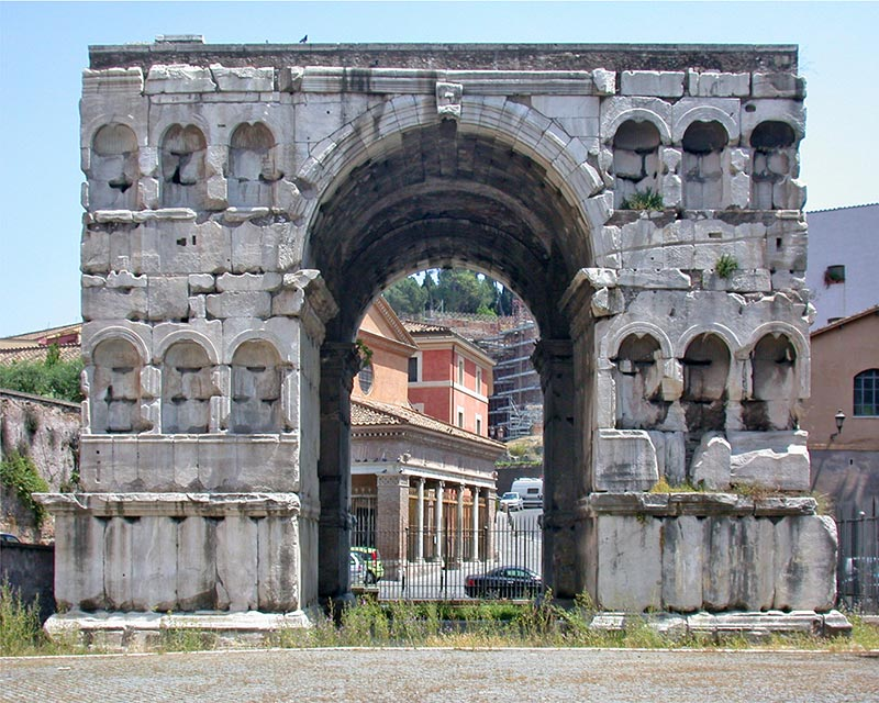Храм  Януса