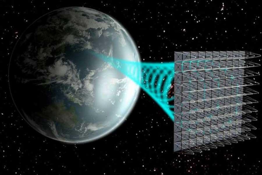 космическая  энергия