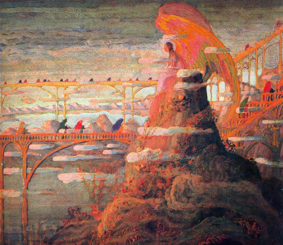 Ангел  Прелюдия
