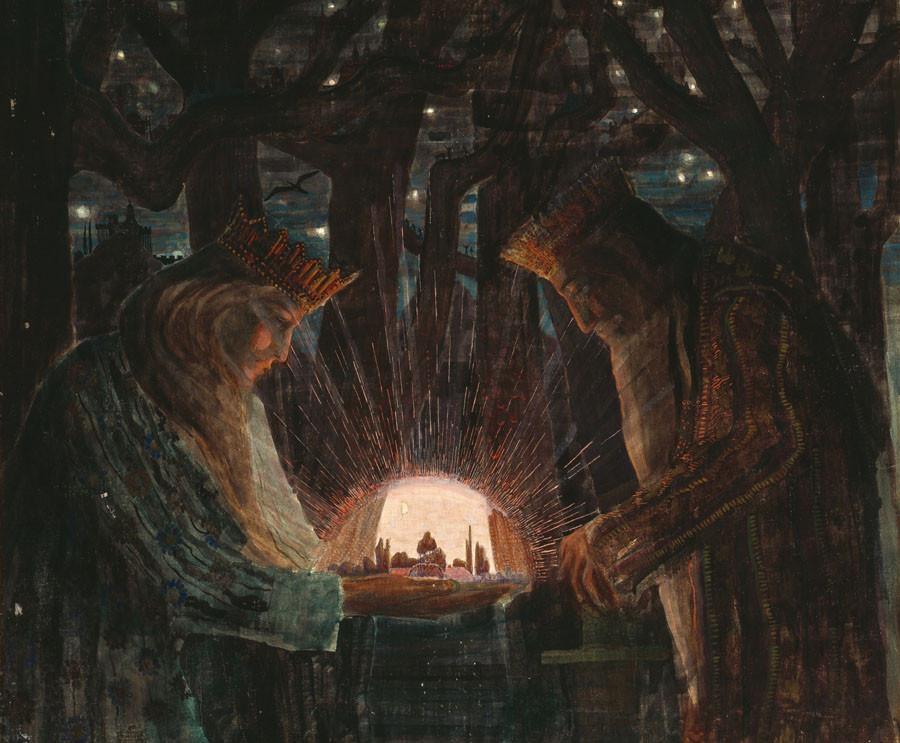 Сказка  королей 1909