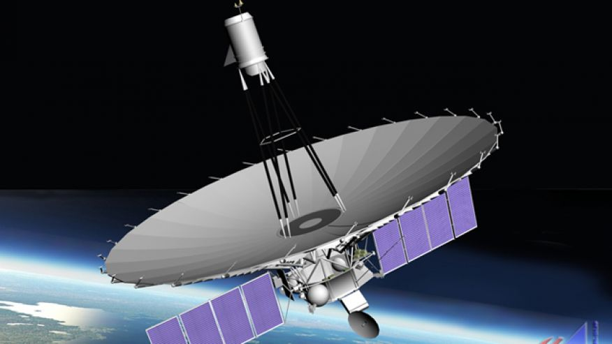 1 обсерватория Спектр-Р, проект «Радиоастрон».jpg