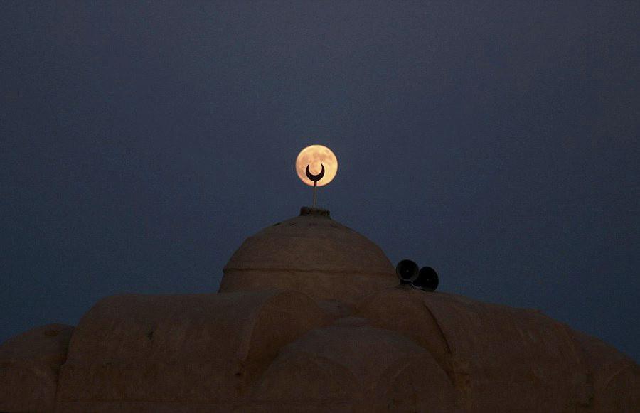 10 Египет,  минарет мечети  недалеко от Каира.jpg