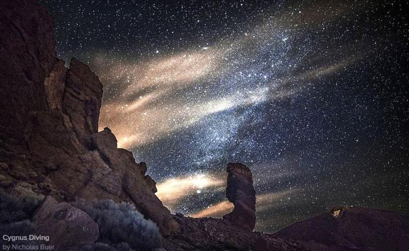 Созвездие  Лебедя.JPG