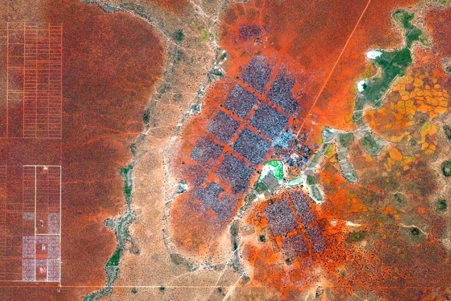 11 Лагерь беженцев Dadaan Кения.jpg
