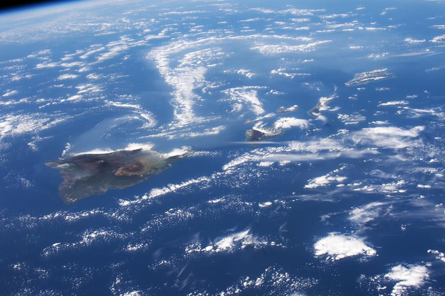 Вулканы на Гавайях. 8 февраля 2015 года.jpg