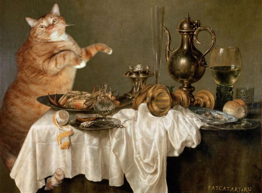 3 Виллем Клас Хеда, Завтрак с крабом.JPG