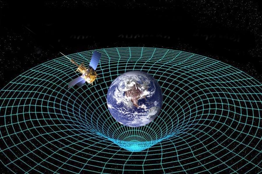 4 Искривленеи  пространство - время.jpg