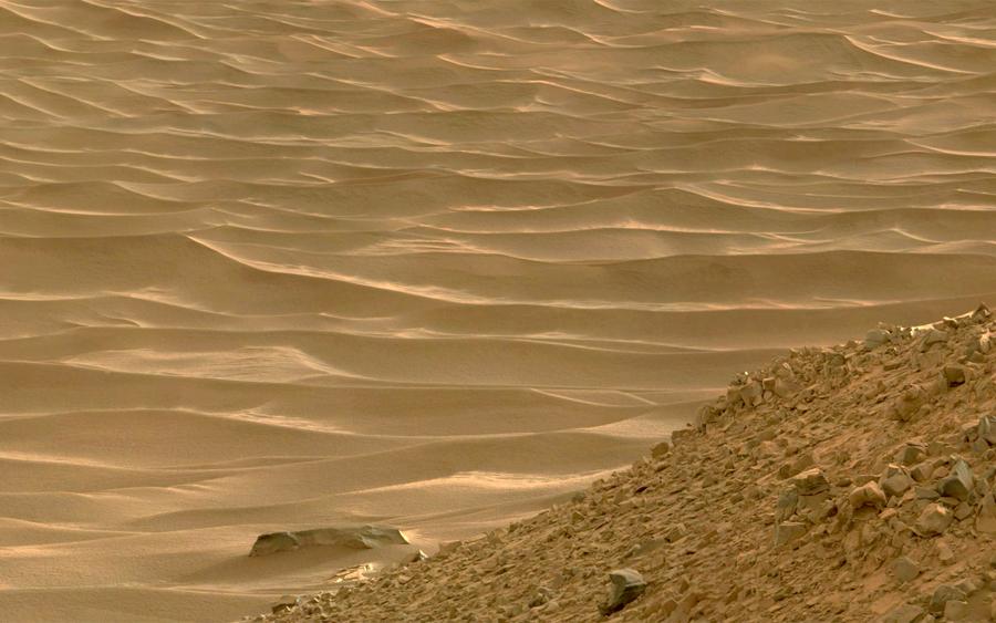8 Песчяаные   дюны  Марса.jpg