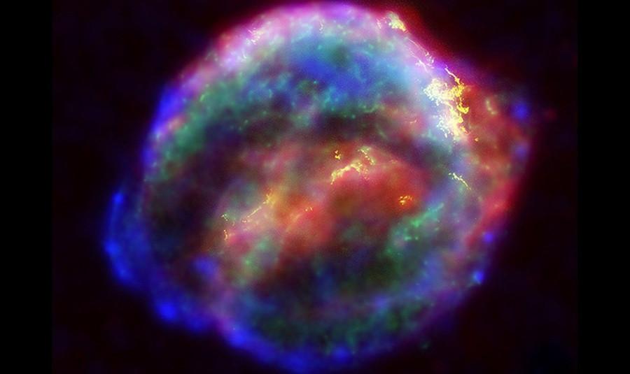 3 Остаток  сверхновой  Кеплера.jpg