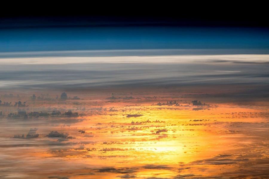 Закат  с МКС.jpg
