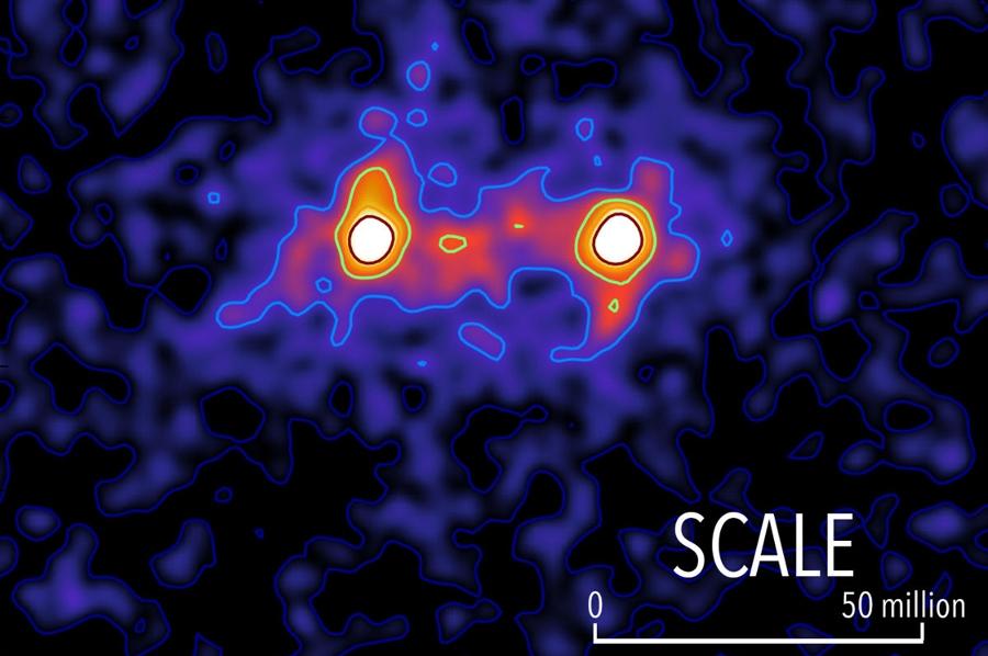 Мост  между  галактиками Расстояние  в  световых  годах.jpg