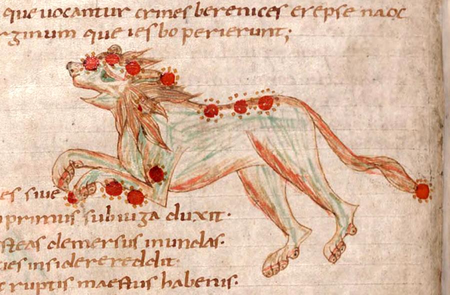 4 Leo from a western scientific manuscript c.1000.jpg