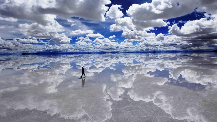 Сюрреалистические  облака