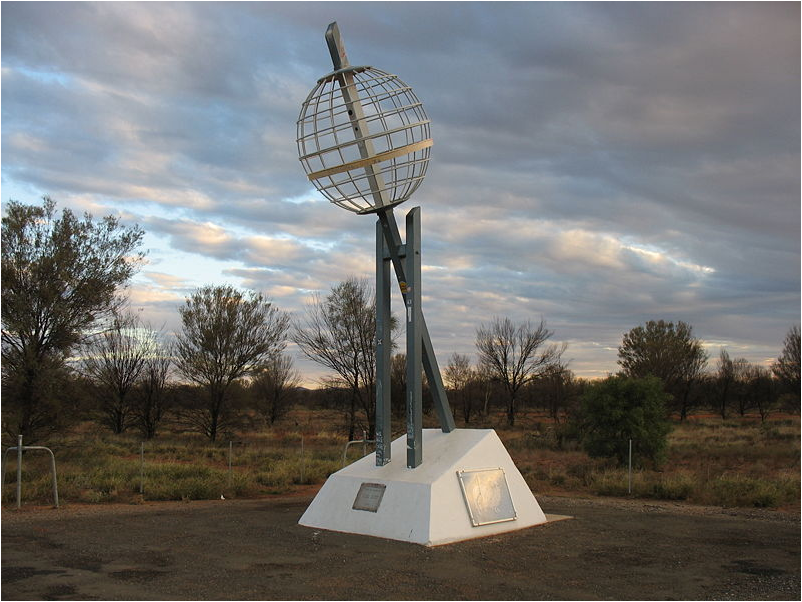 2 Тропик  Козерога, Австралия