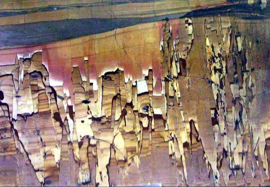 Руинный мрамор