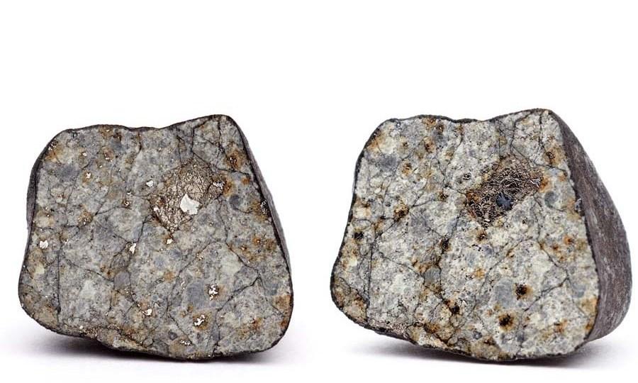 23  Метеорит  Чебаркуль
