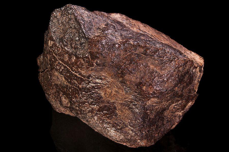 939px-Chondrite_H5- H5 Dar Bou Nali South Morocco