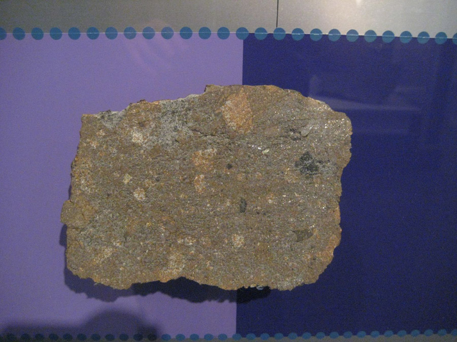 Weston_meteorite  Н-Хондрит